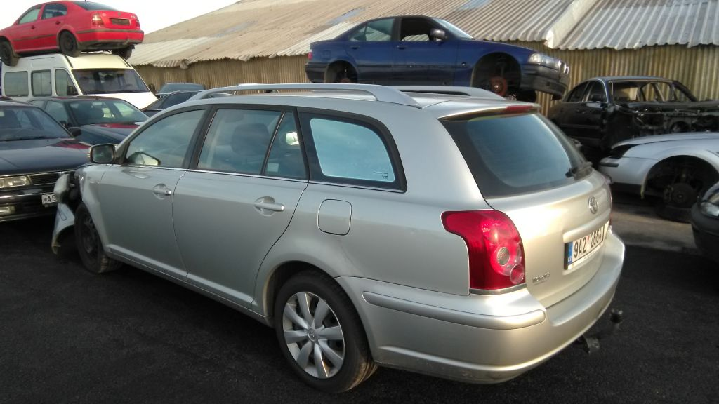 Toyota Avensis 2.0 D4D 1AD, 2008