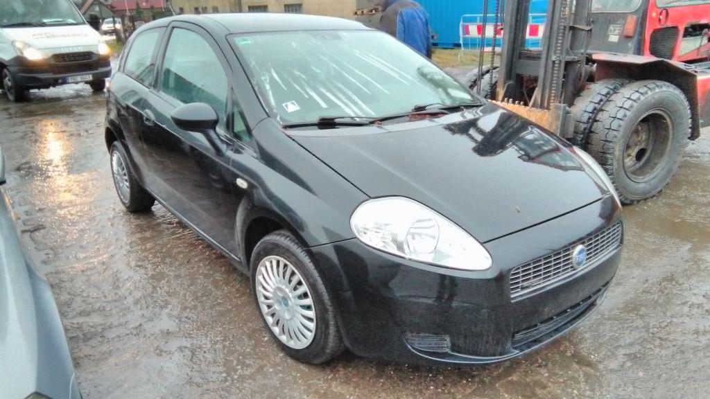 Fiat Punto EVO 1.3 Jtd 199A2000, 2008