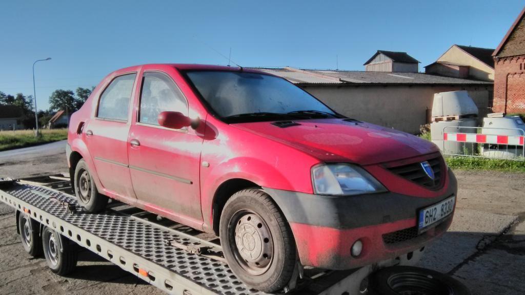 Dacia Logan 1.6, 2005