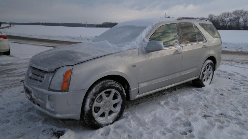 Cadillac SRX 4.6 LH2, 2008