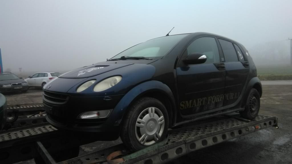 Smart Forfour 1.1 47kW, 2004