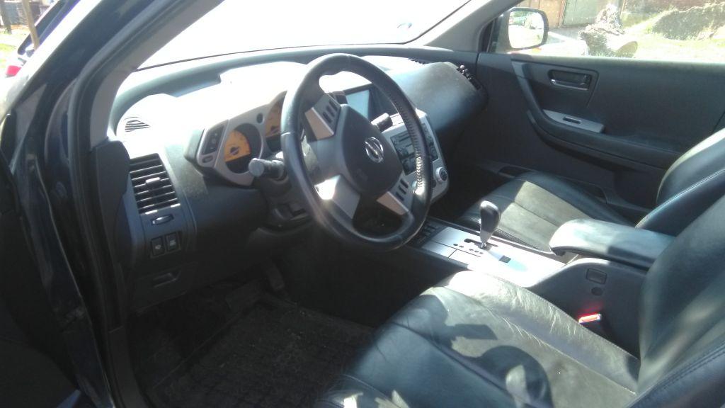Nissan Murano 3.5, 2007